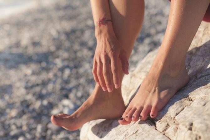 Dolor en el empeine del pie: cómo evitarlo