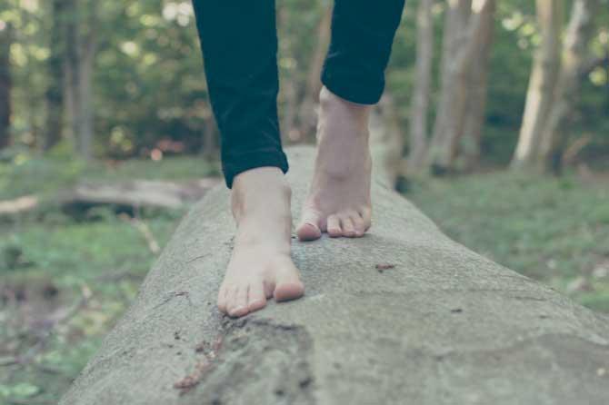 La salud comienza en nuestros pies