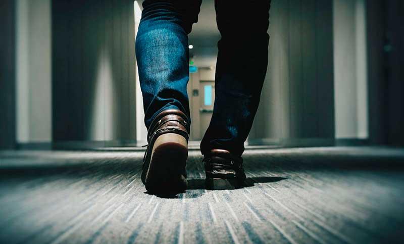 Cómo cuidar los pies en el trabajo