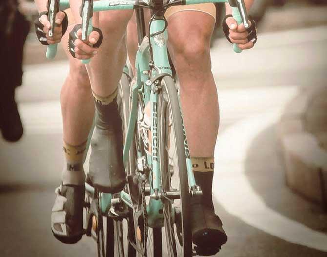 Plantillas termoformables para ciclismo