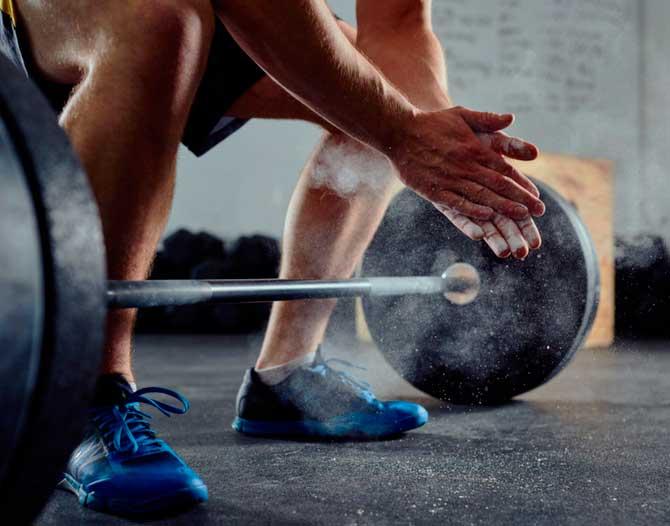 Utilizar plantillas Biontech para el gimnasio